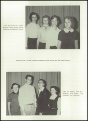 Page 14, 1958 Edition, Orange High School - Tiger Tales Yearbook (Waterloo, IA) online yearbook collection