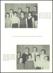 Page 15, 1958 Edition, Orange High School - Tiger Tales Yearbook (Waterloo, IA) online yearbook collection
