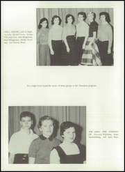 Page 16, 1958 Edition, Orange High School - Tiger Tales Yearbook (Waterloo, IA) online yearbook collection