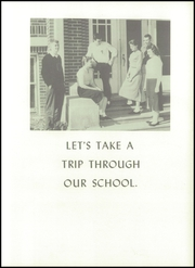 Page 7, 1958 Edition, Orange High School - Tiger Tales Yearbook (Waterloo, IA) online yearbook collection