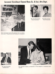 Page 13, 1968 Edition, Orange High School - Tiger Tales Yearbook (Waterloo, IA) online yearbook collection