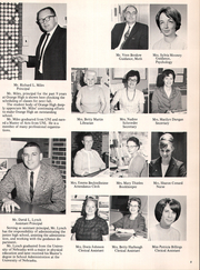 Page 7, 1968 Edition, Orange High School - Tiger Tales Yearbook (Waterloo, IA) online yearbook collection
