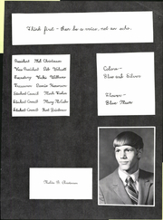Page 11, 1971 Edition, Gilmore City Bradgate High School - Rocket Yearbook (Gilmore City, IA) online yearbook collection
