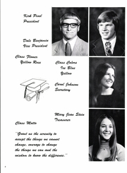 Page 10, 1975 Edition, Gilmore City Bradgate High School - Rocket Yearbook (Gilmore City, IA) online yearbook collection