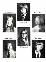 Page 12, 1975 Edition, Gilmore City Bradgate High School - Rocket Yearbook (Gilmore City, IA) online yearbook collection