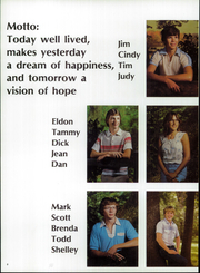 Page 12, 1981 Edition, Gilmore City Bradgate High School - Rocket Yearbook (Gilmore City, IA) online yearbook collection