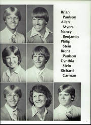 Page 15, 1981 Edition, Gilmore City Bradgate High School - Rocket Yearbook (Gilmore City, IA) online yearbook collection
