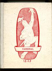 1949 Edition, Fayette High School - Cardinal Yearbook (Fayette, IA)
