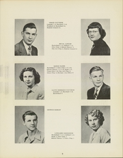 Page 13, 1949 Edition, Fayette High School - Cardinal Yearbook (Fayette, IA) online yearbook collection