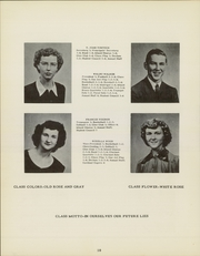 Page 14, 1949 Edition, Fayette High School - Cardinal Yearbook (Fayette, IA) online yearbook collection