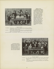 Page 8, 1949 Edition, Fayette High School - Cardinal Yearbook (Fayette, IA) online yearbook collection