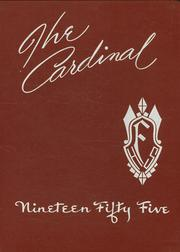 Page 1, 1955 Edition, Fayette High School - Cardinal Yearbook (Fayette, IA) online yearbook collection