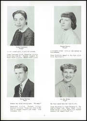 Page 10, 1955 Edition, Fayette High School - Cardinal Yearbook (Fayette, IA) online yearbook collection
