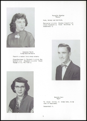 Page 13, 1955 Edition, Fayette High School - Cardinal Yearbook (Fayette, IA) online yearbook collection