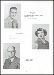 Page 15, 1955 Edition, Fayette High School - Cardinal Yearbook (Fayette, IA) online yearbook collection
