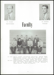 Page 8, 1955 Edition, Fayette High School - Cardinal Yearbook (Fayette, IA) online yearbook collection