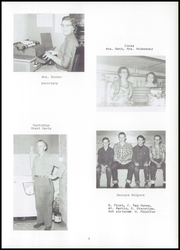 Page 9, 1955 Edition, Fayette High School - Cardinal Yearbook (Fayette, IA) online yearbook collection