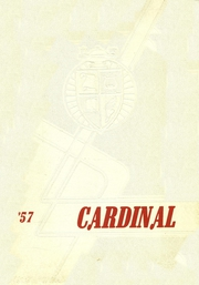 1957 Edition, Fayette High School - Cardinal Yearbook (Fayette, IA)