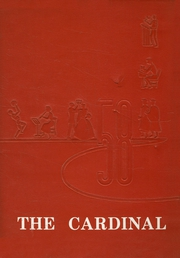 1958 Edition, Fayette High School - Cardinal Yearbook (Fayette, IA)