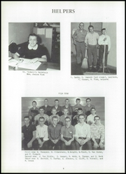 Page 10, 1958 Edition, Fayette High School - Cardinal Yearbook (Fayette, IA) online yearbook collection