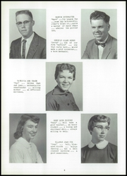 Page 12, 1958 Edition, Fayette High School - Cardinal Yearbook (Fayette, IA) online yearbook collection