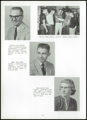 Page 14, 1958 Edition, Fayette High School - Cardinal Yearbook (Fayette, IA) online yearbook collection