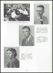 Page 15, 1958 Edition, Fayette High School - Cardinal Yearbook (Fayette, IA) online yearbook collection