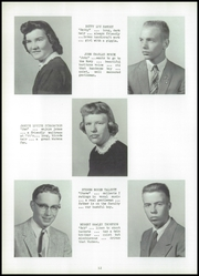 Page 16, 1958 Edition, Fayette High School - Cardinal Yearbook (Fayette, IA) online yearbook collection