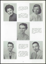 Page 17, 1958 Edition, Fayette High School - Cardinal Yearbook (Fayette, IA) online yearbook collection