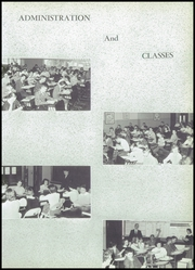 Page 7, 1958 Edition, Fayette High School - Cardinal Yearbook (Fayette, IA) online yearbook collection