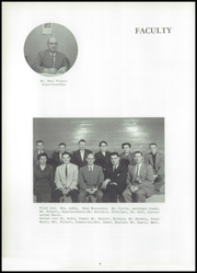 Page 8, 1958 Edition, Fayette High School - Cardinal Yearbook (Fayette, IA) online yearbook collection