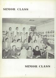 Page 12, 1957 Edition, Wall Lake Community High School - Comet Yearbook (Wall Lake, IA) online yearbook collection