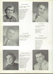 Page 14, 1957 Edition, Wall Lake Community High School - Comet Yearbook (Wall Lake, IA) online yearbook collection