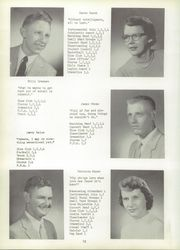 Page 16, 1957 Edition, Wall Lake Community High School - Comet Yearbook (Wall Lake, IA) online yearbook collection