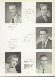 Page 17, 1957 Edition, Wall Lake Community High School - Comet Yearbook (Wall Lake, IA) online yearbook collection