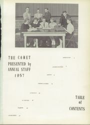 Page 5, 1957 Edition, Wall Lake Community High School - Comet Yearbook (Wall Lake, IA) online yearbook collection