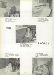 Page 8, 1957 Edition, Wall Lake Community High School - Comet Yearbook (Wall Lake, IA) online yearbook collection