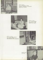 Page 9, 1957 Edition, Wall Lake Community High School - Comet Yearbook (Wall Lake, IA) online yearbook collection