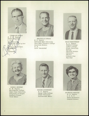 Page 12, 1960 Edition, Radcliffe High School - Cardinal Yearbook (Radcliffe, IA) online yearbook collection