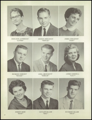 Page 16, 1960 Edition, Radcliffe High School - Cardinal Yearbook (Radcliffe, IA) online yearbook collection