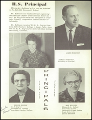 Page 9, 1960 Edition, Radcliffe High School - Cardinal Yearbook (Radcliffe, IA) online yearbook collection