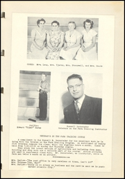 Page 15, 1951 Edition, Titonka High School - Indian Yearbook (Titonka, IA) online yearbook collection