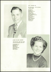 Page 16, 1953 Edition, Titonka High School - Indian Yearbook (Titonka, IA) online yearbook collection