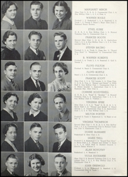 Page 12, 1938 Edition, Tama High School - Iuka Yearbook (Tama, IA) online yearbook collection
