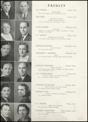 Page 8, 1938 Edition, Tama High School - Iuka Yearbook (Tama, IA) online yearbook collection