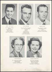 Page 14, 1953 Edition, Tama High School - Iuka Yearbook (Tama, IA) online yearbook collection