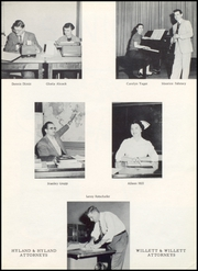 Page 9, 1956 Edition, Tama High School - Iuka Yearbook (Tama, IA) online yearbook collection
