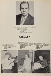 Page 10, 1956 Edition, Primghar High School - Bulldog Yearbook (Primghar, IA) online yearbook collection