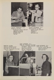 Page 11, 1956 Edition, Primghar High School - Bulldog Yearbook (Primghar, IA) online yearbook collection