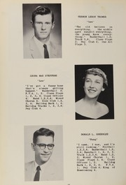 Page 14, 1956 Edition, Primghar High School - Bulldog Yearbook (Primghar, IA) online yearbook collection